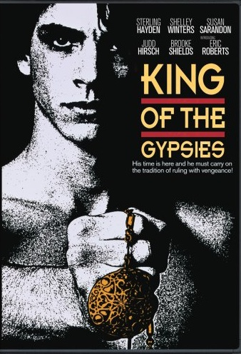 The King of the Gypsies with Heyoka Art